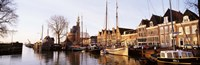 "Hoorn, Holland, Netherlands by Panoramic Images - 27"" x 9"""