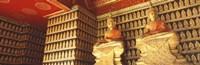 "Buddhas Wat Xien Thong Luang Prabang Laos by Panoramic Images - 27"" x 9"", FulcrumGallery.com brand"