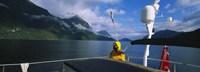 Sailor on a Yacht New Zealand