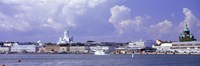 """Helsinki, Finland by Panoramic Images - 27"""" x 9"""", FulcrumGallery.com brand"""