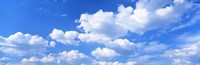 """Gathering clouds by Panoramic Images - 27"""" x 9"""", FulcrumGallery.com brand"""
