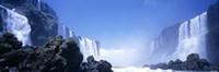 Iguacu Falls Parana Brazil