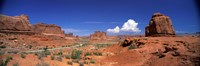 "Arches National Park, Moab, Utah, USA by Panoramic Images - 27"" x 9"""