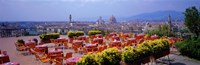 "Florence, Italy by Panoramic Images - 27"" x 9"" - $28.99"