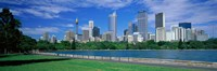 """Sydney Australia (day) by Panoramic Images - 27"""" x 9"""""""