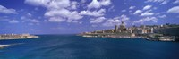 """Valletta Malta by Panoramic Images - 27"""" x 9"""""""