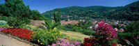 """Heidelberg Germany by Panoramic Images - 27"""" x 9"""", FulcrumGallery.com brand"""