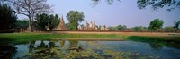"""Sukhothai Thailand by Panoramic Images - 27"""" x 9"""""""