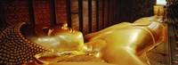 Thailand Bangkok Wat Po Reclining Buddha