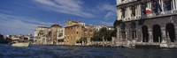 """Buildings on the Venice, Italy Waterfront by Panoramic Images - 27"""" x 9"""""""