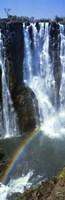 Victoria Falls Zimbabwe Africa (vertical) Fine Art Print