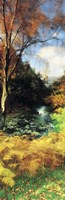 """View Of The Valley, Borrowdale, Keswick, Great Britain, United Kingdom by Panoramic Images - 9"""" x 27"""""""