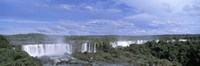 Iguazu Falls Iguazu National Park Brazil Fine Art Print