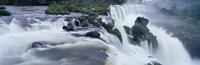 "Iguazu Falls, Iguazu National Park, Argentina by Panoramic Images - 27"" x 9"""