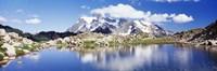 Mt Baker Snoqualmie National Forest WA Fine Art Print