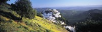 """Casares, Spain by Panoramic Images - 27"""" x 9"""""""