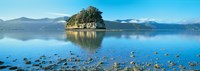 "Marlborough Sound, New Zealand by Panoramic Images - 27"" x 9"" - $28.99"