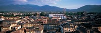 "Italy, Tuscany, Lucca by Panoramic Images - 27"" x 9"", FulcrumGallery.com brand"