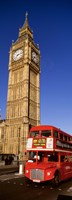 "Big Ben, London, United Kingdom by Panoramic Images - 10"" x 27"""