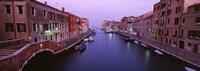 Cannaregio Canal Venice Italy