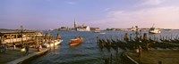 """Grand Canal, Venice, Italy by Panoramic Images - 27"""" x 9"""", FulcrumGallery.com brand"""