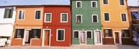 """Burano, Venice, Italy by Panoramic Images - 27"""" x 9"""", FulcrumGallery.com brand"""