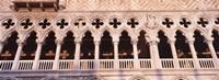 Loggia Doges Palace Venice Italy