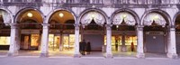 "Facade, Saint Marks Square, Venice, Italy by Panoramic Images - 27"" x 9"""