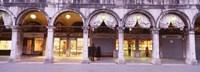 Facade Saint Marks Square Venice Italy