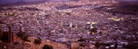 """Fes, Morocco by Panoramic Images - 27"""" x 9"""""""