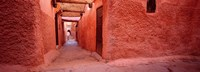"""Medina Old Town, Marrakech, Morocco by Panoramic Images - 27"""" x 9"""""""