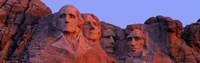 "Mount Rushmore, South Dakota by Panoramic Images - 27"" x 9"" - $28.99"
