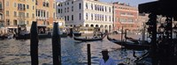 Waterfront View in Venice Italy