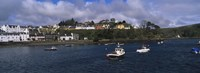 "Portree, Isle Of Skye, Scotland, United Kingdom by Panoramic Images - 27"" x 9"""