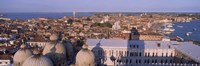 High Angle View of Venice Italy