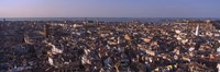 """High Angle View Of A City, Venice, Italy by Panoramic Images - 27"""" x 9"""", FulcrumGallery.com brand"""