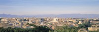 """High angle view of a city, Rome, Italy by Panoramic Images - 27"""" x 9"""", FulcrumGallery.com brand"""