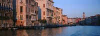 """Buildings at the waterfront, Grand Canal, Venice, Italy by Panoramic Images - 27"""" x 9"""""""