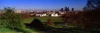 """Greenwich Park, Greenwich, London, England, United Kingdom by Panoramic Images - 27"""" x 9"""", FulcrumGallery.com brand"""