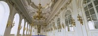 """Interiors of a palace, Old Royal Palace, Prague, Czech Republic by Panoramic Images - 27"""" x 9"""""""