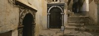 """Entrance of a building, Casaba, Algiers, Algeria by Panoramic Images - 27"""" x 9"""""""
