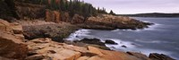 "Monument Cove, Mount Desert Island, Acadia National Park, Maine by Panoramic Images - 27"" x 9"""