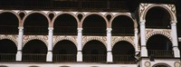 """Low angle view of a monastery, Rila Monastery, Bulgaria by Panoramic Images - 27"""" x 9"""""""