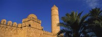 """Low angle view of a fort, Medina, Sousse, Tunisia by Panoramic Images - 27"""" x 9"""""""