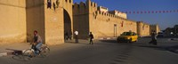 "Medina, Kairwan, Tunisia by Panoramic Images - 27"" x 9"""