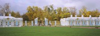 """Lawn in front of a palace, Catherine Palace, Pushkin, St. Petersburg, Russia by Panoramic Images - 27"""" x 9"""" - $28.99"""