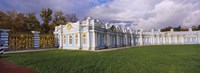 """Catherine Palace, St. Petersburg, Russia by Panoramic Images - 27"""" x 9"""""""