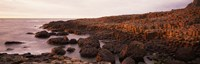 "Giant's Causeway, Antrim Coast, Northern Ireland. by Panoramic Images - 27"" x 9"""