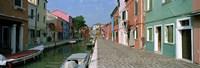 Burano Venice Veneto Italy