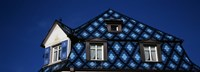 """High section view of a house, Germany by Panoramic Images - 27"""" x 9"""""""